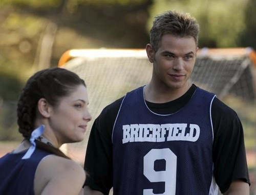 Kellan Lutz and Ashley Greene 'Warrior' movie stills