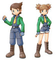 Kellyn and Kate Ranger school - pokemon-ranger-shadows-of-almia photo