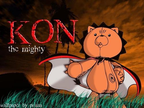 Kon The Mighty