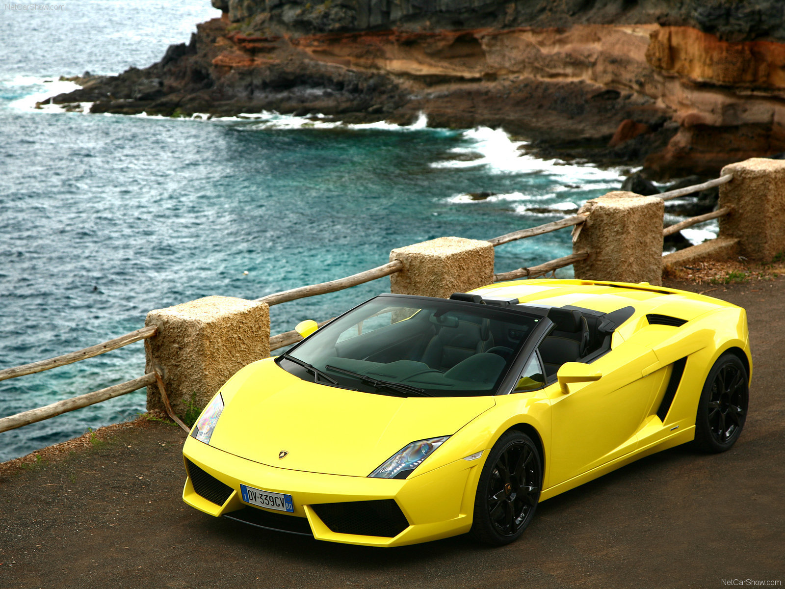 Lamborghini Images Gallardo LP560 4 Spyder 2009 HD Wallpaper And Background Photos