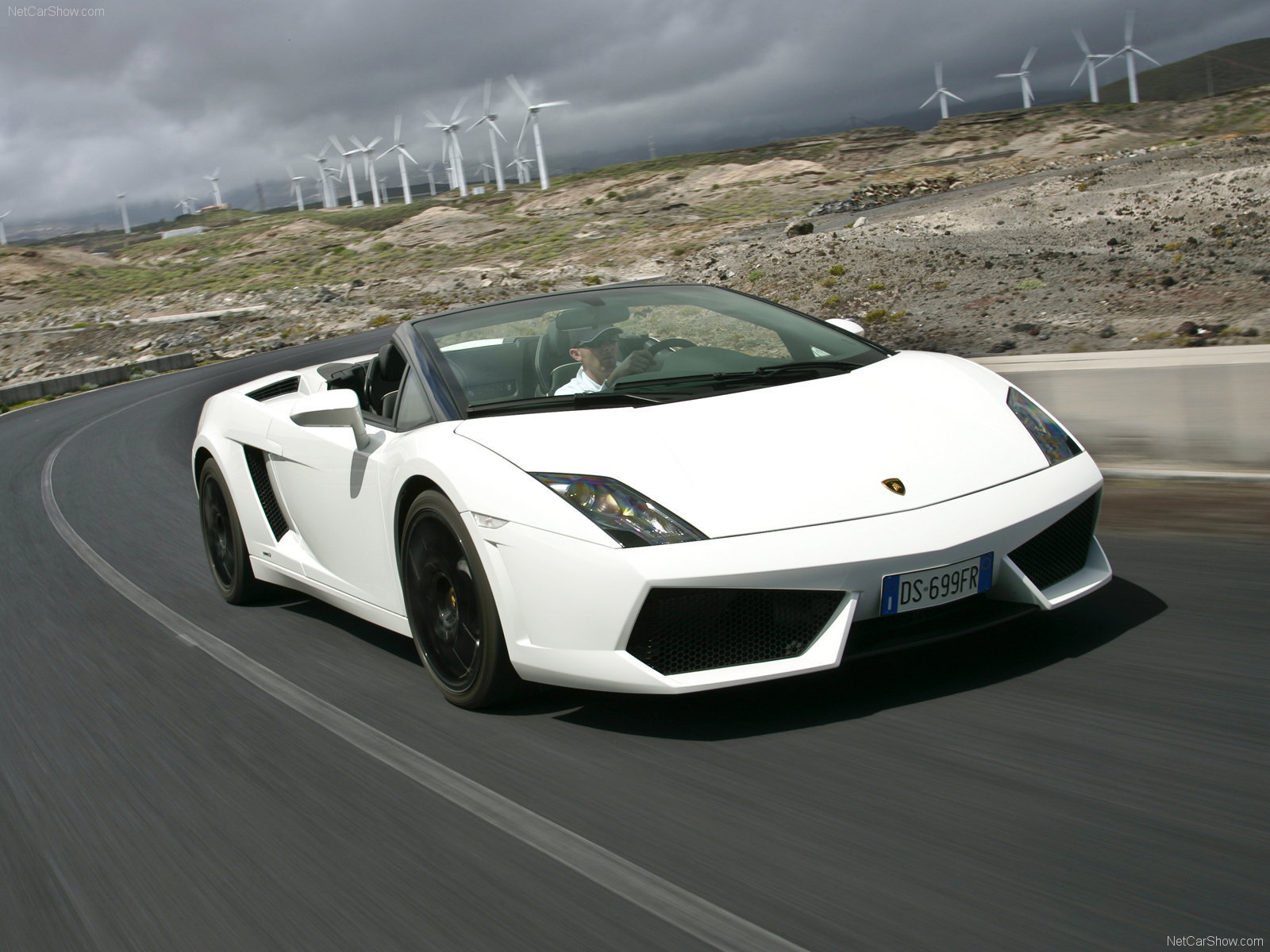 Lamborghini Gallardo LP560-4 Collection Pics