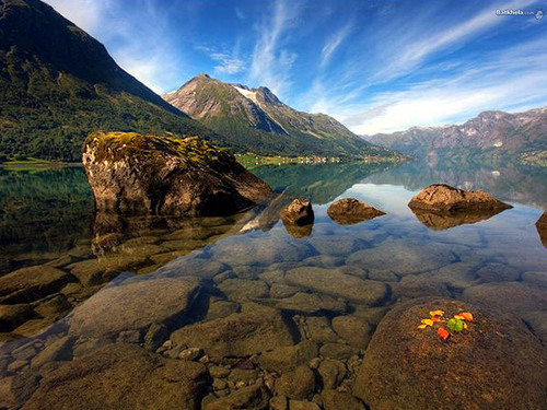 National Geographic Обои titled Landscape