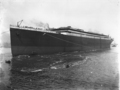 Launch - rms-titanic photo