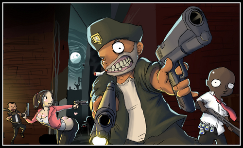Left 4 Dead Fan Art - left-4-dead Fan Art