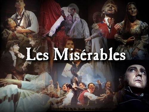 Les Mis wallpaper