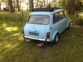 Light Blue Classic Mini - mini-cooper photo
