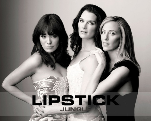 Lipstick Jungle 壁紙