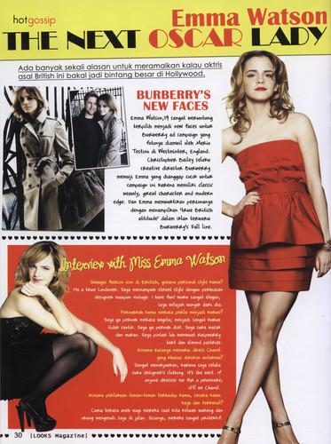 Looks magazine