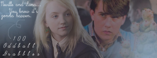 Luna/Neville <3