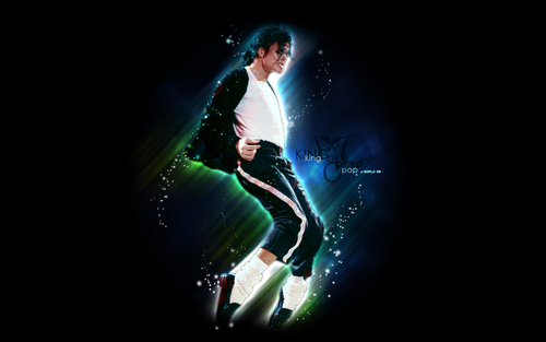 Michael Jackson wallpaper entitled MJ ;)