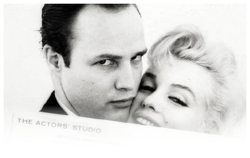 Marlon and Marilyn