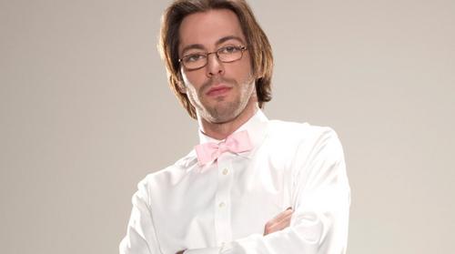 Martin Starr is Roman DeBeers