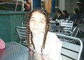 Me.........5 years ago......long hair XD
