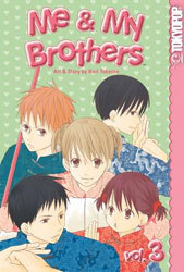 Me and My Brothers Volume 3