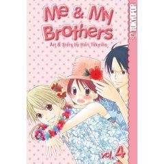 Me and My Brothers Volume 4