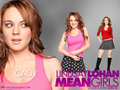 Mean Girls Cady