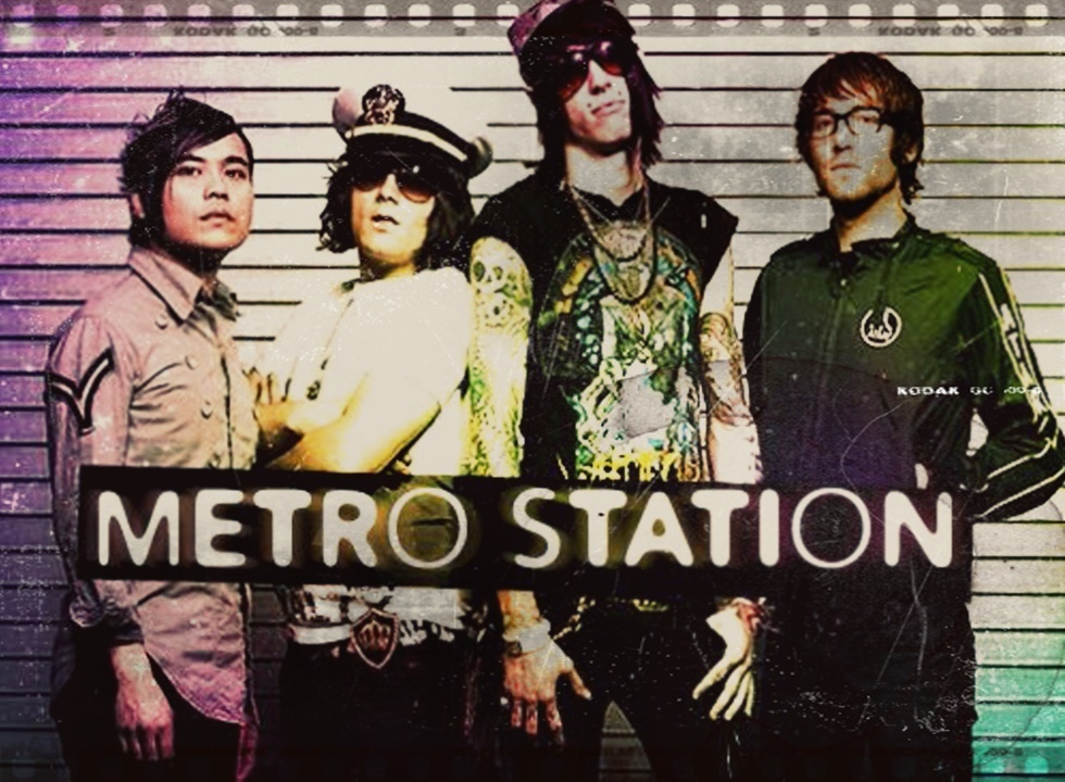 Metro Station Shake It Mp3