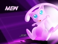Mew - legendary-pokemon wallpaper