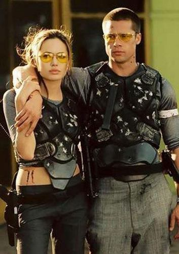 Mr and Mrs. Smith - mr-and-mrs-smith Photo