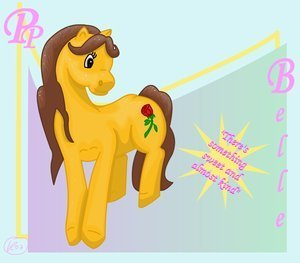 My Little Pony: Belle