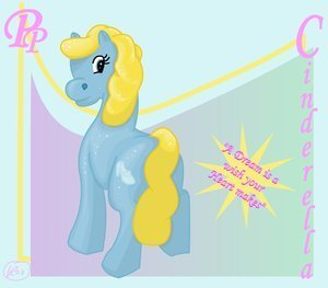 Disney Princess images My Little Pony: Cinderella wallpaper and background photos