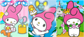 My Melody Collage