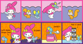 My Melody Comics