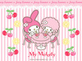 My Melody Mini Wallpaper