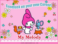 My Melody e-Card - my-melody photo
