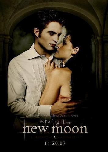NM poster Bella and edward