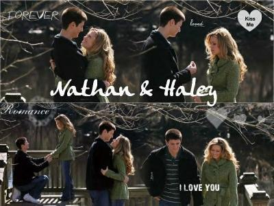 Нейтан и Хэйли