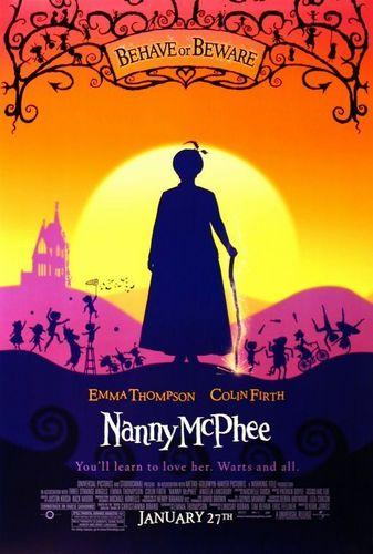 Nanny Mcphee Posters