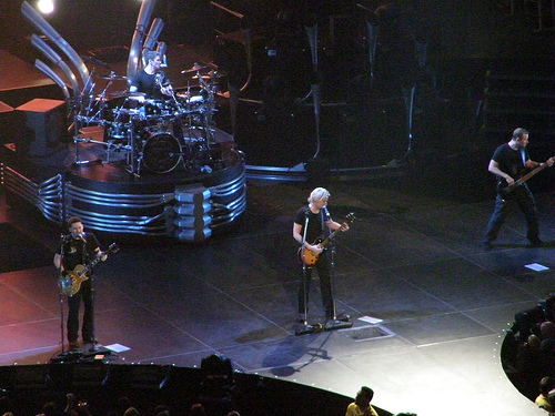 Nationwide Arena Columbus, Ohio - March 11 2009