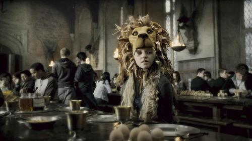 New Half-Blood Prince stills - Luna Lovegood