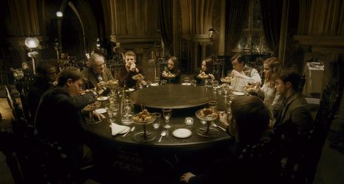 New Half-Blood Prince stills - Slug Club