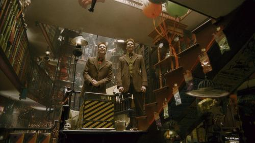 New Half-Blood Prince stills - Weasleys Wizarding Weezes