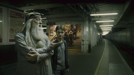 New stills from Harry Potter and The Half Blood Prince!