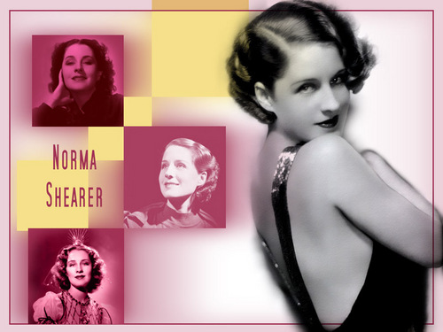 phim cổ điển hình nền containing a portrait called Norma