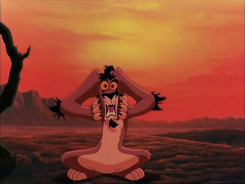 Lion king nuka