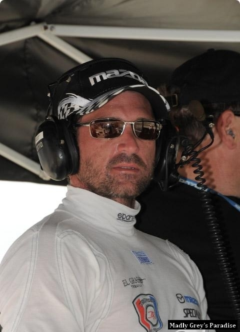 Patrick- Daytona Race - patrick-dempsey photo
