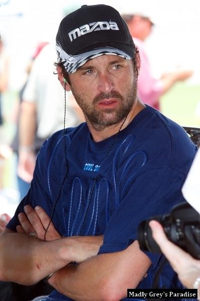 Patrick at Daytona- 3rd& 4th July - patrick-dempsey photo