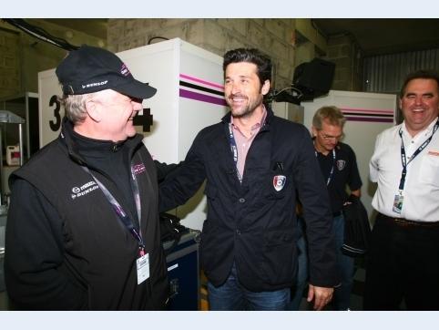 Patrick at Oak Racing