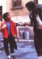Pepsi Commercial - michael-jackson photo