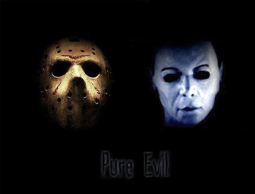 Michael Myers wallpaper entitled Pure Evil