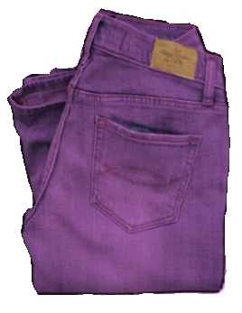 Purple Jeans Edited দ্বারা Kayley