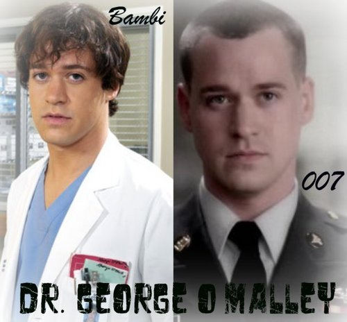 grey's anatomy wallpaper called RIP George O'Malley