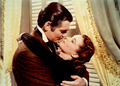 Rhett Butler & Scarlett O'Hara - Gone with the Wind - scarlett-ohara-and-rhett-butler photo