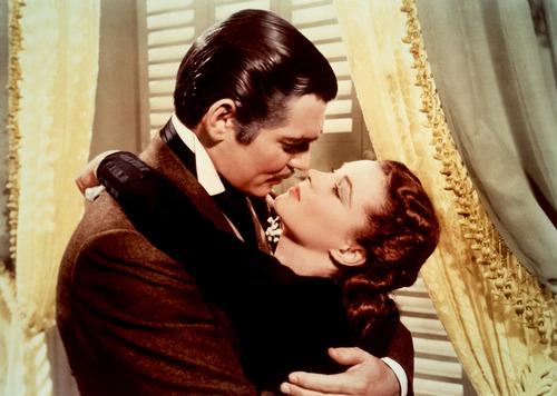 Rhett Butler & Scarlett O'Hara - Gone with the Wind