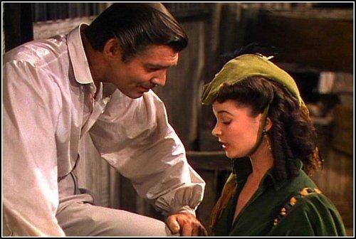 Rhett Butler & Scarlett O'Hara