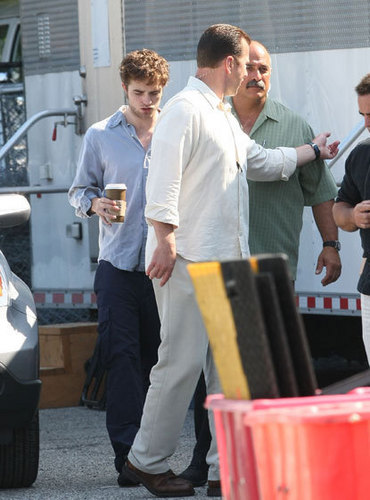 Rob On Remeber Me Set